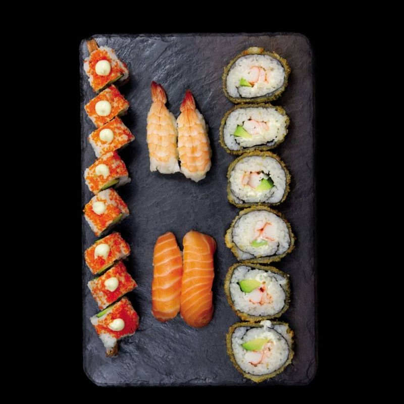 Formules et plateaux -Tokio Sushi - Restaurant Saint Victoret